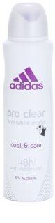 Adidas Pro Clear Cool & Care Deo-Spray für Damen 150 ml