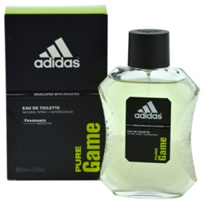 Adidas Pure Game eau de toilette per uomo 100 ml