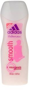 Adidas Smooth Dusch Creme für Damen 250 ml