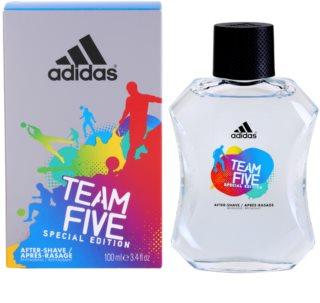 Adidas Team Five woda po goleniu dla mężczyzn 100 ml