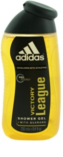 Adidas Victory League gel de ducha para hombre 250 ml