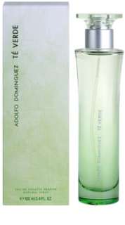 Adolfo Dominguez Té Verde Eau de Toilette for Women 100 ml