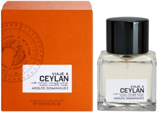 Adolfo Dominguez Viaje a Ceylan Eau de Toilette for Men 100 ml