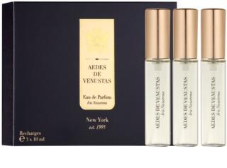 Aedes De Venustas Iris Nazarena Eau de Parfum Unisex 3 x 10 ml Navulling