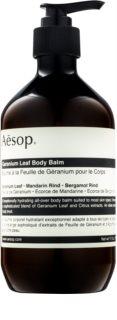 Aésop Body Geranium Leaf leche corporal hidratante