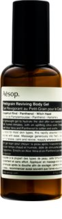 Aēsop Body Petitgrain  gel regenerador after sun