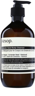 Aēsop Body Coriander Seed energetizáló tusfürdő gél
