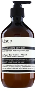 Aésop Body Resolute Hydrating pflegendes Körperbalsam