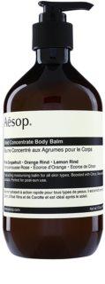 Aésop Body Rind Concentrate Hydraterende Body Balm  voor Alle Huidtypen