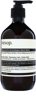 Aēsop Body Resurrection Aromatique čistilno tekoče milo za roke