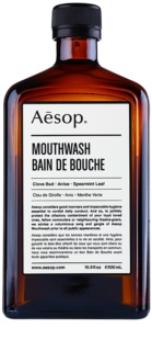Aēsop Dental enjuague bucal con efecto refrescante