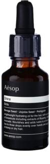 Aésop Hair Shine aceite hidratante para cabello seco y rebelde