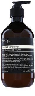 Aésop Hair Volumising après-shampoing volume pour cheveux fins
