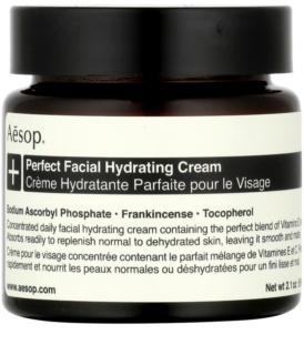Aésop Skin Perfect hydratačný krém pre normálnu až dehydratovanú pleť