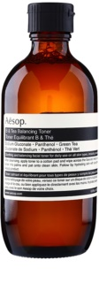 Aēsop Skin B & Tea jemné čisticí tonikum pro všechny typy pleti včetně citlivé