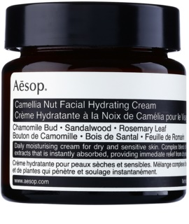 Aésop Skin Camellia Nut Facial Hydrating Cream
