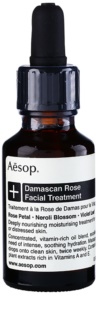 Aésop Skin Damascan Rose ser pentru hranire si hidratare profunda pentru piele foarte uscata