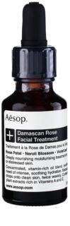 Aēsop Skin Damascan Rose globinsko hranilni in vlažilni serum  za zelo suho kožo