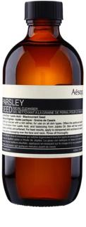 Aésop Skin Parsley Seed gel limpiador suave para todo tipo de pieles