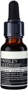 Aésop Skin Parsley Seed antioxidační sérum na oční okolí