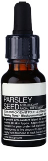 Aēsop Skin Parsley Seed αντιοξειδωτικός ορός για όλους τους τύπους επιδερμίδας