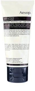 Aésop Skin Purifying jemný exfoliační krém