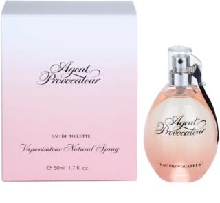 Agent Provocateur Eau Provocateur Eau de Toilette for Women 50 ml