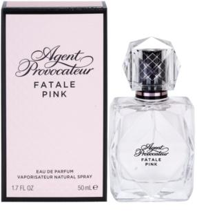 Agent Provocateur Fatale Pink Eau de Parfum für Damen 50 ml