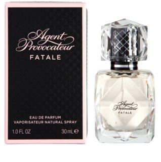 Agent Provocateur Fatale Eau de Parfum voor Vrouwen  30 ml