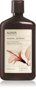 Ahava Mineral Botanic Hibiscus & Fig samtige Duschcreme
