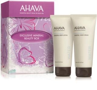 Ahava Dead Sea Water zestaw kosmetyków II.