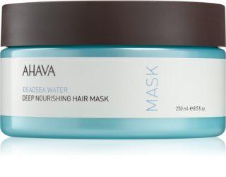 Ahava Dead Sea Water maska za dubinsku ishranu za kosu