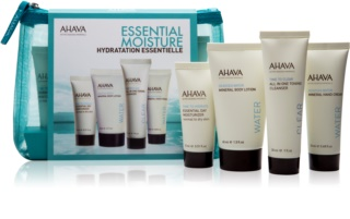 Ahava Essential Moisture kosmetická sada I.