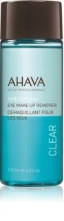 Ahava Time To Clear odličovač voděodolného očního make-upu pro citlivé oči