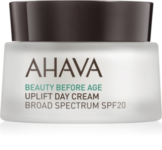 Ahava Beauty Before Age lifting krema za sjaj i zaglađivanje kože lica