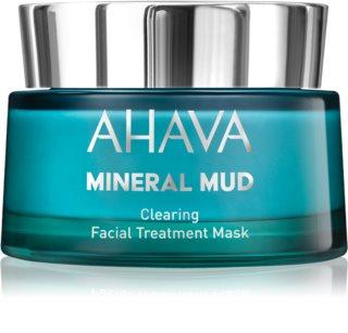 Ahava Mineral Mud čistiaca bahenná maska pre mastnú a problematickú pleť
