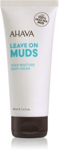 Ahava Dead Sea Mud hloubkově hydratační krém na tělo
