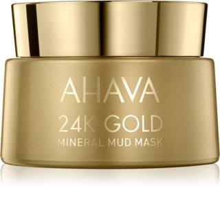 Ahava Mineral Mud 24K Gold mineralna maska od blata s 24-karatnim zlatom