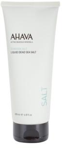 Ahava Dead Sea Salt tekutá sůl z Mrtvého moře s regeneračním účinkem