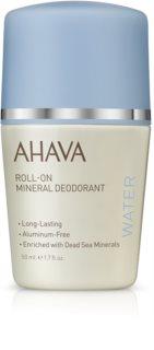 Ahava Dead Sea Water dezodorant mineralny w kulce