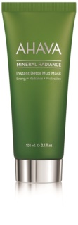 Ahava Mineral Radiance detoxikačná bahenná maska na tvár