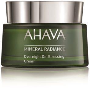 Ahava Mineral Radiance antystresowy krem na noc