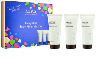 Ahava Happy Minerals Collection