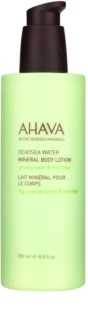 Ahava Deadsea Water Prickly Pear & Moringa minerální tělové mléko
