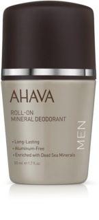 Ahava Time To Energize Men minerální deodorant roll-on