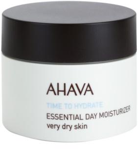 Ahava Time To Hydrate Feuchtigkeitsspendende Tagescreme für sehr trockene Haut