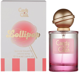 Air Val Candy Crush Lollipop Eau de Toilette pentru copii 75 ml