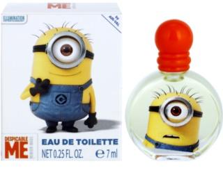 Air Val Minions Eau de Toilette pentru copii 7 ml