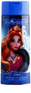 Air Val Snow Queen гель для душу для дітей 400 мл
