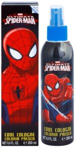 Air Val Ultimate Spiderman spray pentru corp pentru copii 200 ml